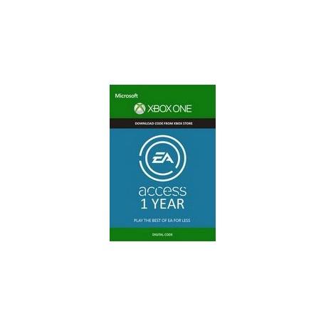 گیفت کارت EA access ایکس باکس 12 ماهه آمریکا