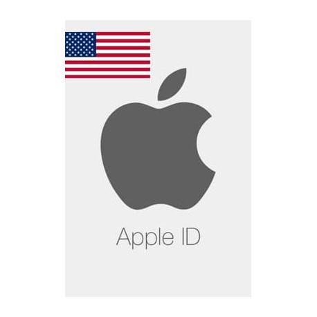خرید اپل آیدی آمریکا Verify