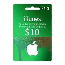 خرید گیفت کارت اپل 10 دلاری آمریکا